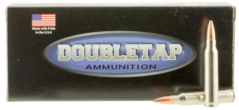 DoubleTap Ammunition 223R77HP DT Longrange 223 Remington/5.56 NATO 77 GR Hollow Point Boat Tail 20 Bx/ 50 Cs
