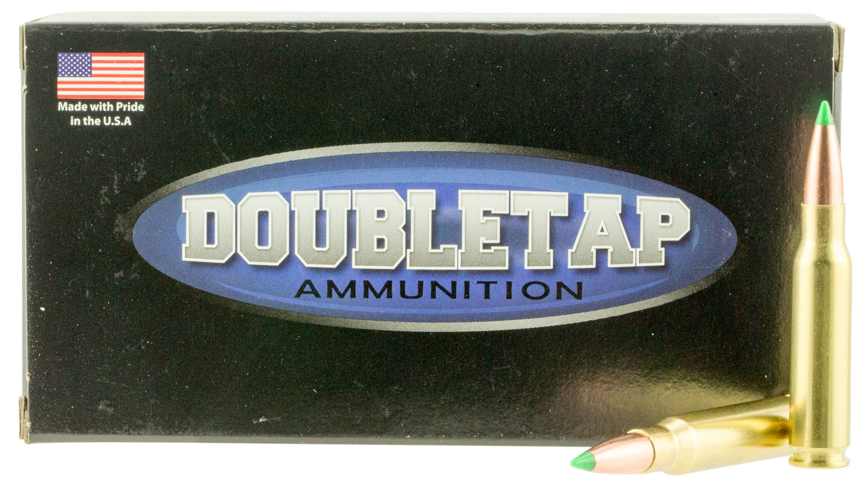 DoubleTap Ammunition 308W125RD DT Defense 308 Winchester/7.62 NATO 125 GR Nosler Ballistic Tip 20 Bx/ 25 Cs