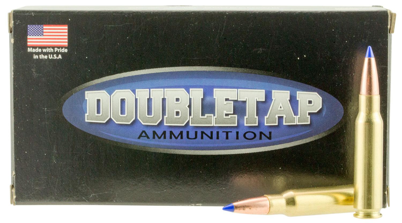 DoubleTap Ammunition 308W168X DT Longrange 308 Winchester/7.62 NATO 168 GR Barnes Tipped TSX 20 Bx/ 25 Cs