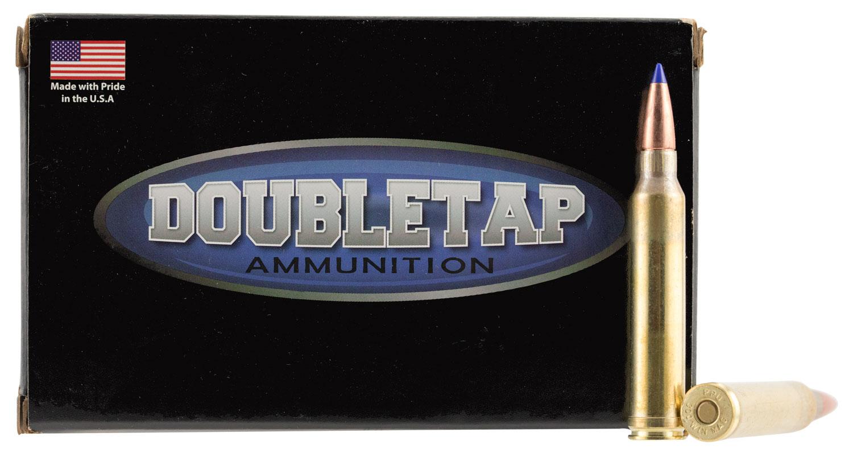 DoubleTap Ammunition 3W175X DT Safari 300 Winchester Magnum 175 GR Barnes LRX 20 Bx/ 25 Cs