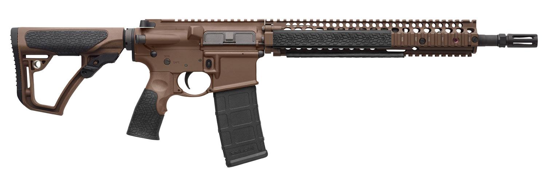 Daniel Defense 0208815126055 DDM4 M4A1 *CA Compliant 5.56x45mm NATO 14.50