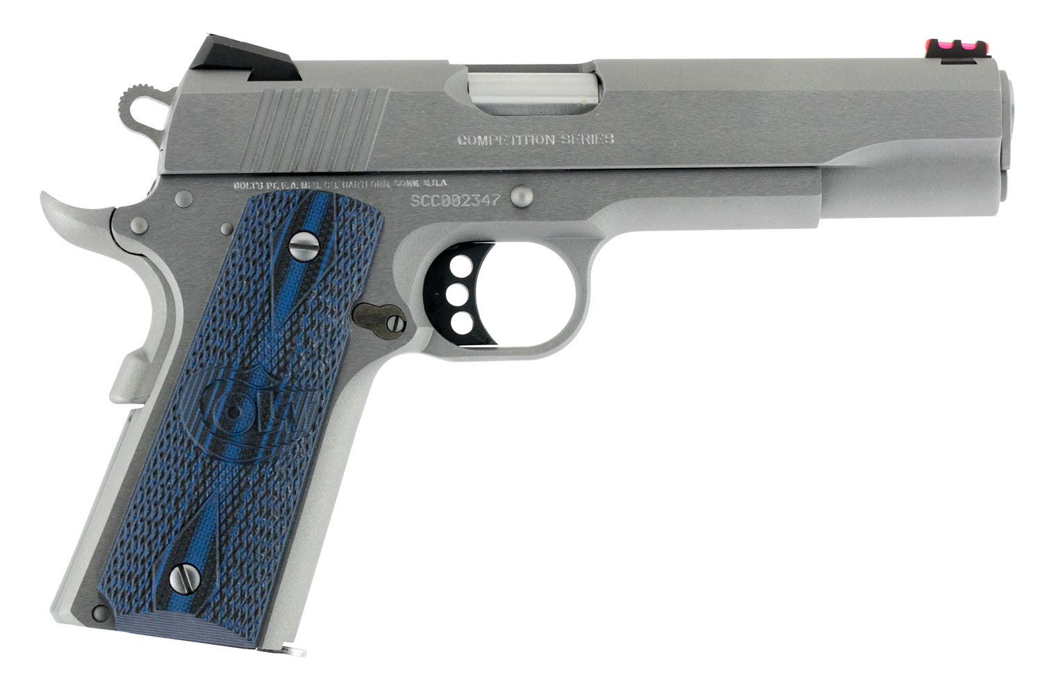 COMPETITION SER70 45ACP SS 8+1 - SERIES 70 COMPETITION