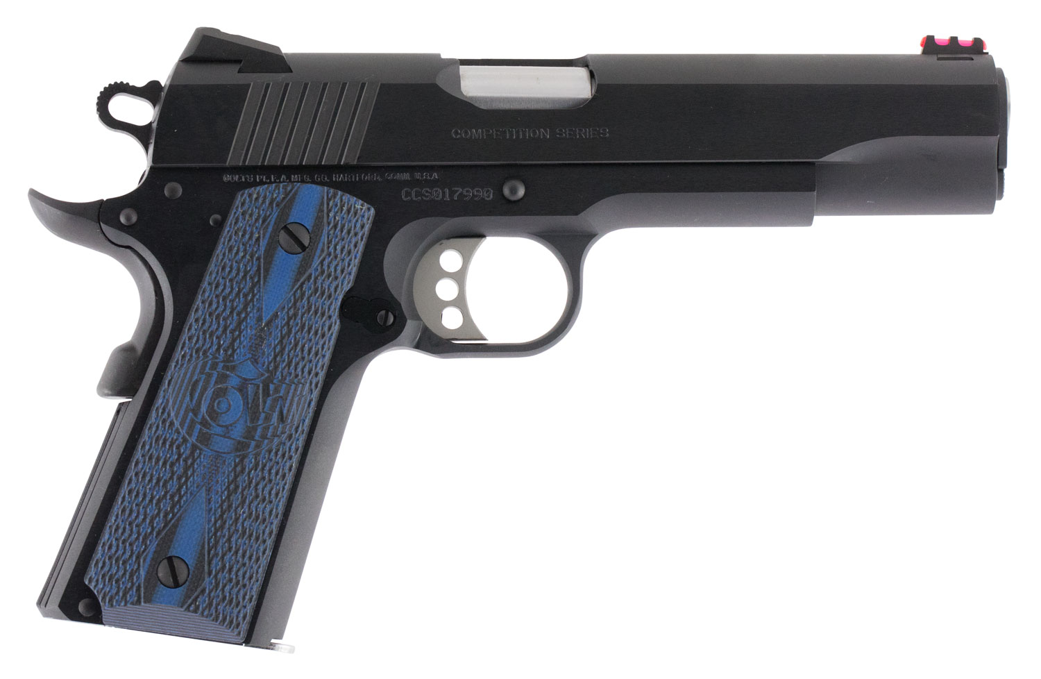 COMPETITION SER70 45ACP BL 8+1 - SERIES 70 COMPETITION