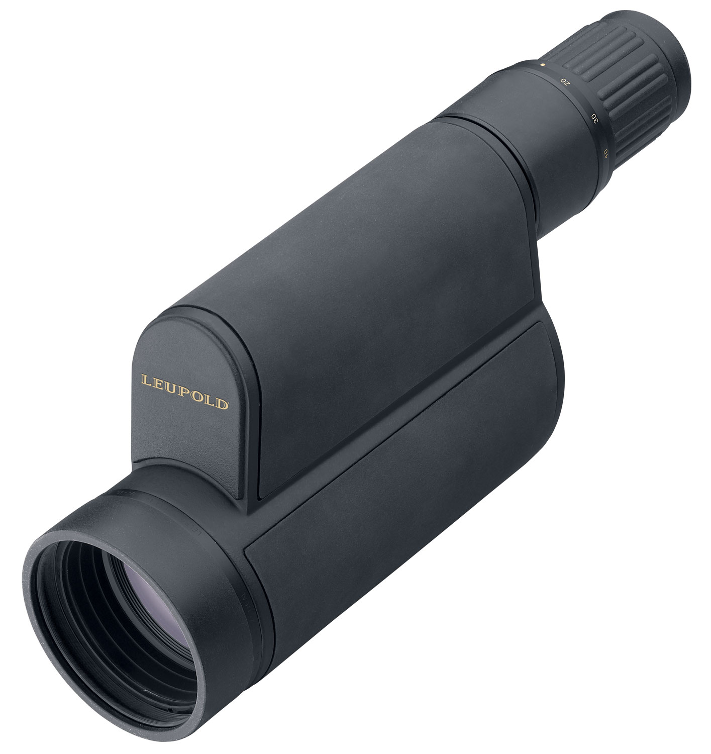 Leupold 53756 Mark 4 Tactical Spotting Scope 12-40x 60mm 3.2 degrees x 1.0 degrees FOV 1.18