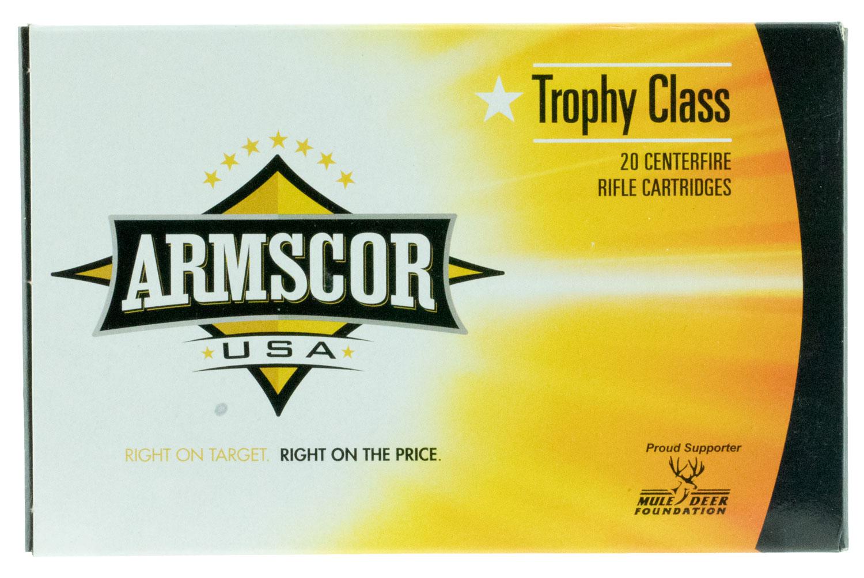 Armscor FAC270140GRA 270 Winchester 140 GR AccuBond 20 Bx/ 8 Cs