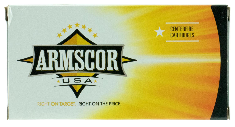 Armscor FAC308165GRA 308 Winchester/7.62 NATO 165 GR AccuBond 20 Bx/ 10 Cs