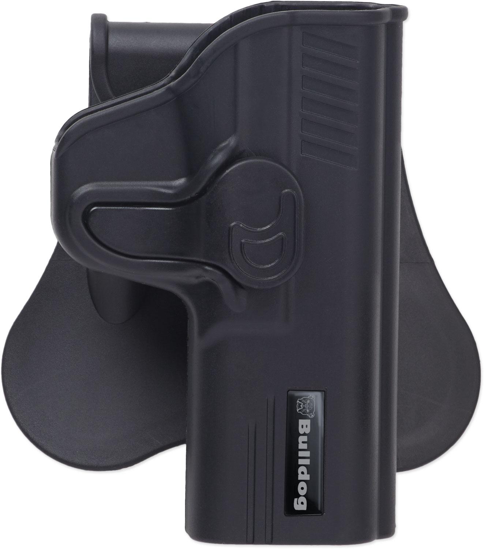 Bulldog RR-G27 Rapid Release Holster Glock 26/27/33 Polymer Black