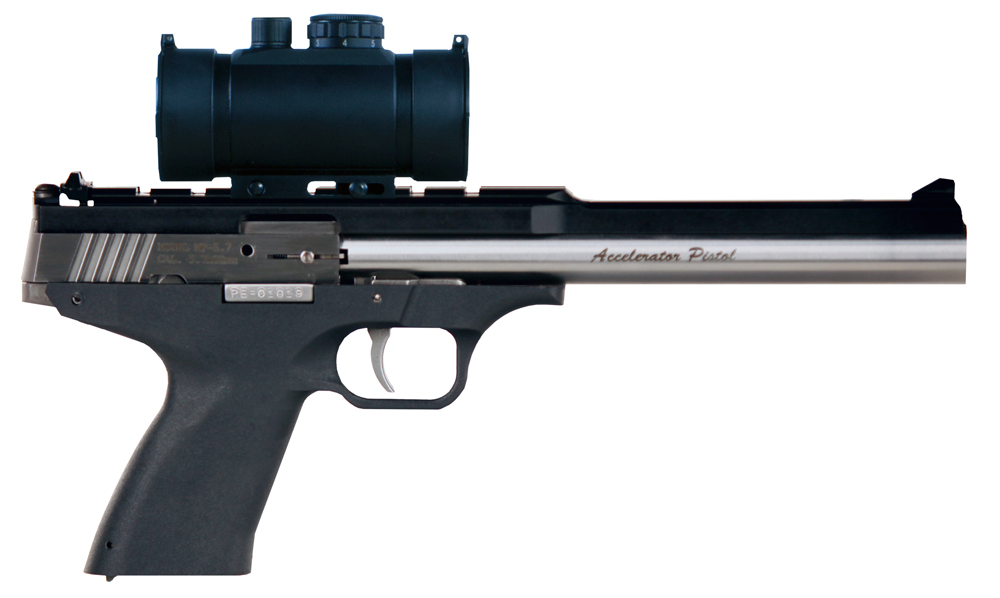 Excel EA22302 Accelerator Pistol MP-22  22 Winchester Magnum Rimfire (WMR) Double 8.5