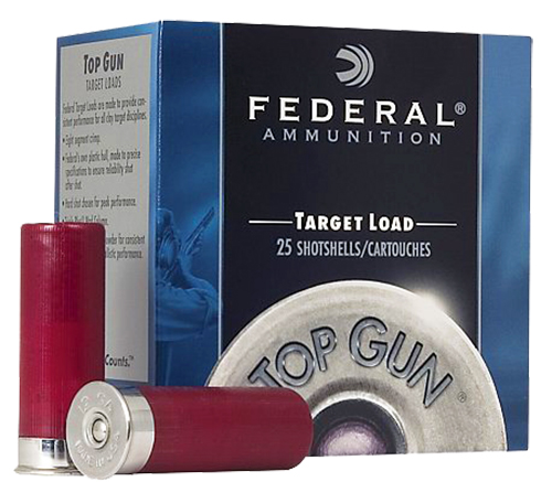 Federal TG1218 Target Top Gun  12 Gauge 2.75