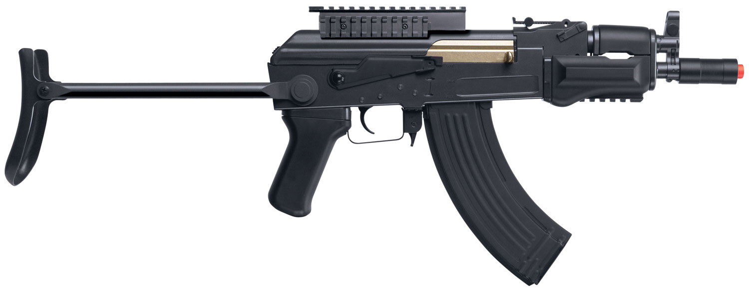 Crosman GF76 AK Carbine Air Rifle Semi-Automatic 6mm Airsoft Black