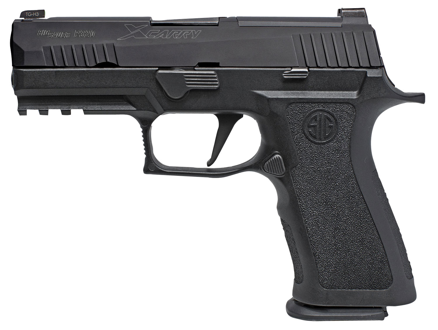 Sig Sauer 320XCA9BXR3 P320 X-Carry Double 9mm Luger 3.9