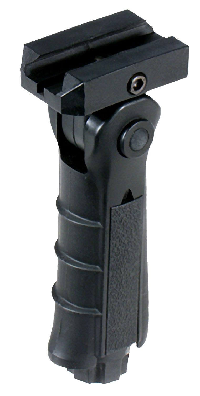 UTG RB-FGRP170B UTG Folding Grip AR-15/M-16  Polymer