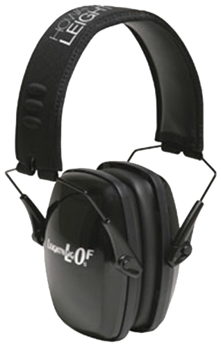 Howard Leight R01523 Leightning Passive Earmuffs 23 dB Black