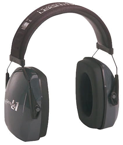 Howard Leight R01524 Leightning Passive Earmuffs 25 dB Black/Gray