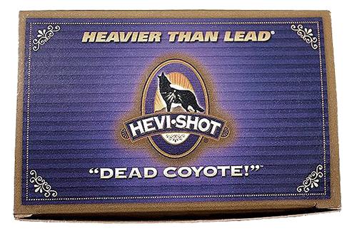 Hevishot 42213 Dead Coyote 20 Cal Pellet  12 Gauge 3