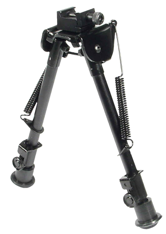 UTG TL-BP88 Tactical OP Bipod Black Aluminum 8.3-12.7