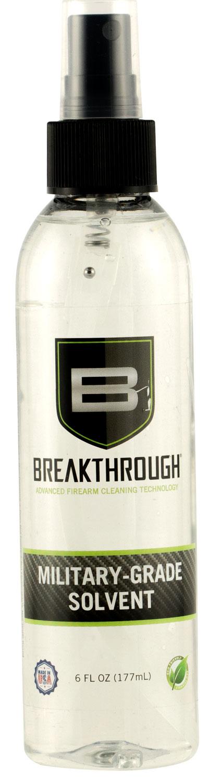 Breakthrough Military Grade Solvent  <br>  6 oz. Pump Spray Bottle