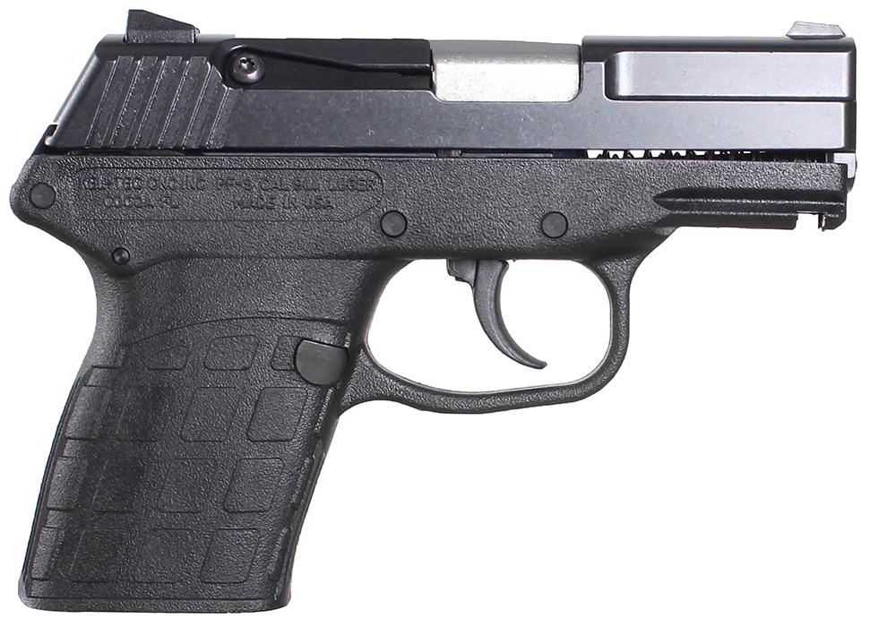 PF-9 9MM 7+1 BL/BLACK POLY - BLUED SLIDE/BLACK FRAME