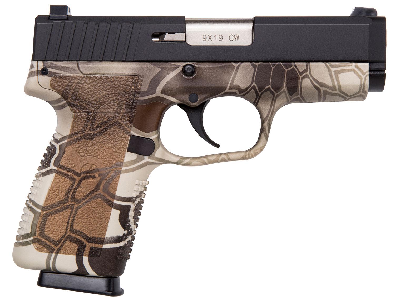 Kahr Arms CW9093KRT CW *CA Compliant 9mm Luger 3.60