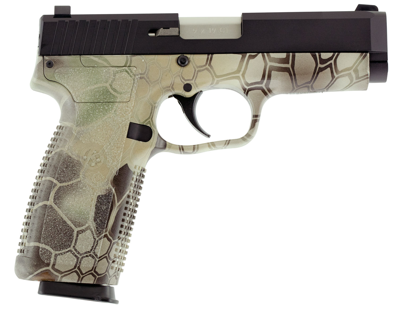 Kahr Arms CT9093KRT CT  9mm Luger 4