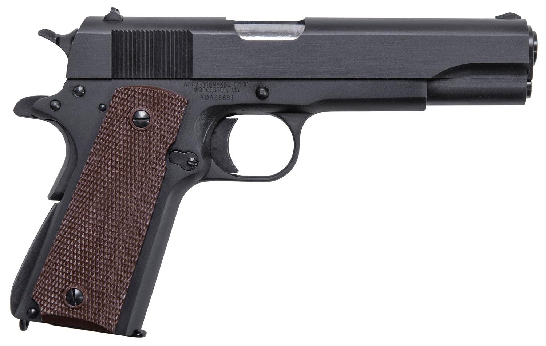 Auto-Ordnance 1911BKO9 1911-A1  9mm Luger 5