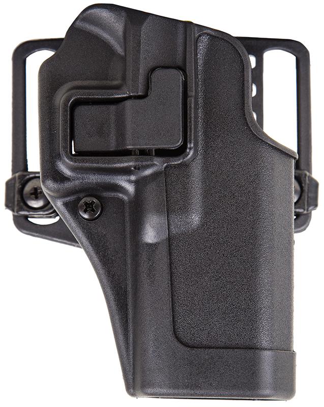 Blackhawk 410506BKR Serpa CQC Concealment Matte Sz 06 Sig P220/P225/P226 Polymer Black