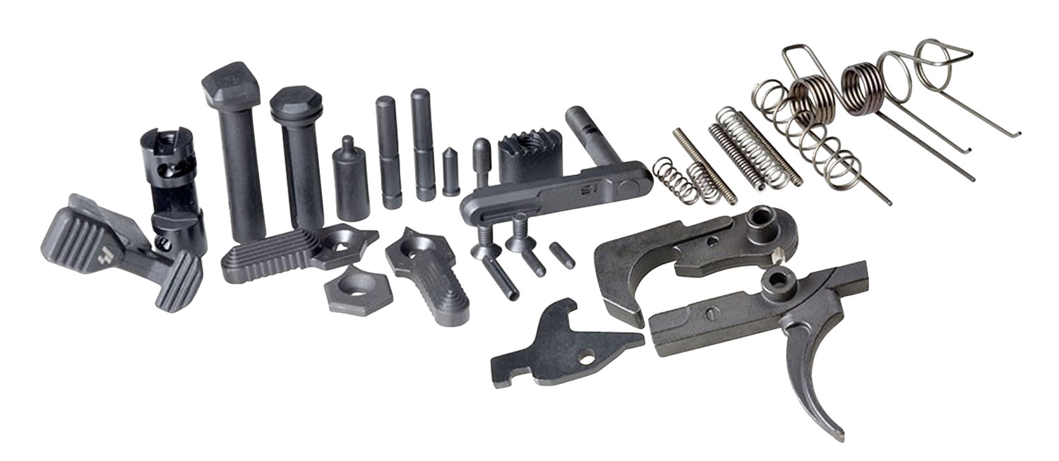 Strike ARELRPTH Lower Parts Kit Enhanced with Trigger AR-15