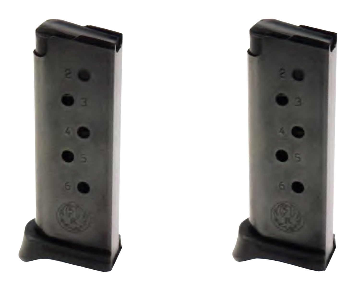 MAG LCP 380ACP 6RD VALUE PACK - 90643|TWO LCP 6RD MAGAZINES