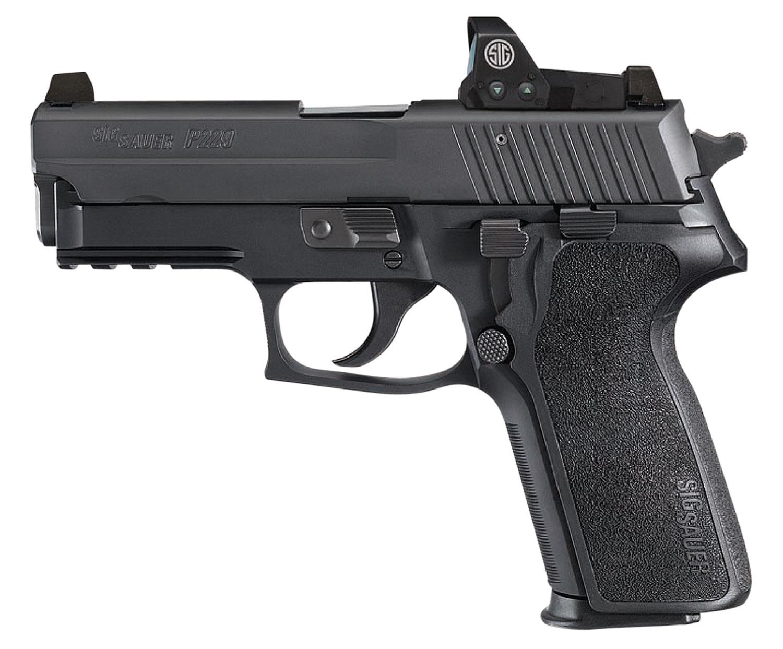 Sig Sauer E29R9BSSRX P229 RX Single/Double 9mm Luger 3.9