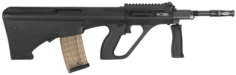 Steyr AUGM1BLKS AUG A3 M1 Semi-Auto 223 Remington/5.56 NATO 16