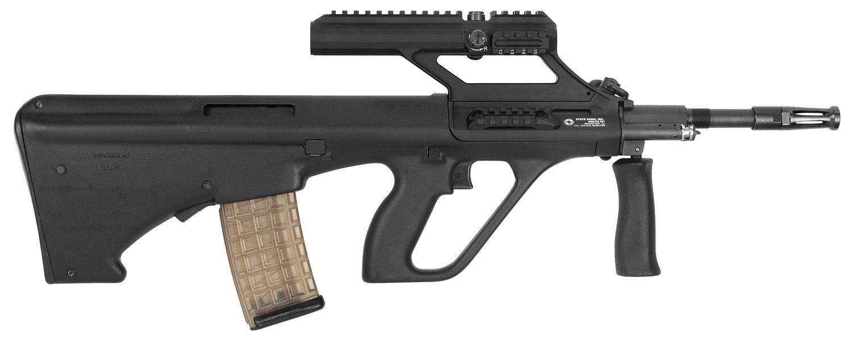 Steyr AUGM1BLKO AUG A3 M1 Semi-Automatic 223 Remington/5.56 NATO 16