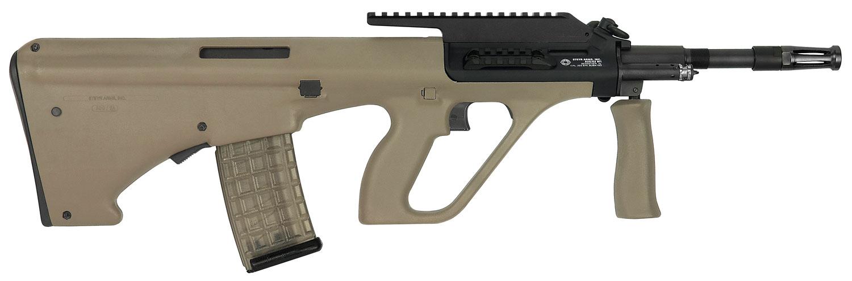 Steyr AUGM1MUDH AUG A3 M1 Semi-Automatic 223 Remington/5.56 NATO 16