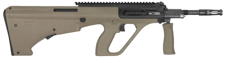 Steyr AUGM1MUDH2 AUG A3 M1 Semi-Automatic 223 Remington/5.56 NATO 16