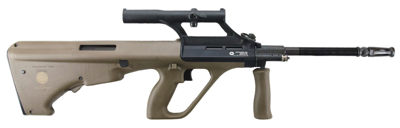 Steyr STG77SA AUG STG 77 Semi-Automatic 223 Remington/5.56 NATO 20