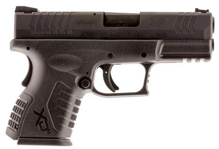 Springfield Armory XDM93845CBE XD(M) Compact 45 Automatic Colt Pistol (ACP) Double 3.8