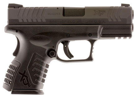 Springfield Armory XDM9389CBNJE XD(M) Compact  9mm Luger Double 3.8