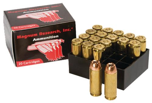 Magnum Research DEP50HP/XTP3 50 Action Express JHP 300 GR 20Box/10Case
