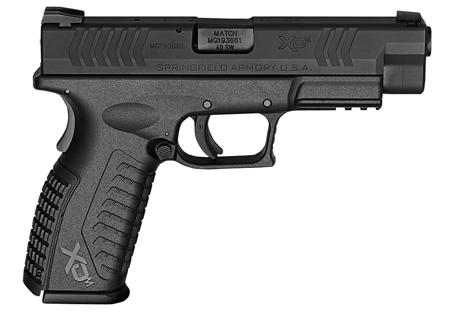 XDM 40SW BLACK 4.5 16+1 -