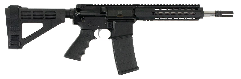 Bushmaster 90035 Square Drop Pistol Semi-Auto 223 Remington/5.56 NATO 10