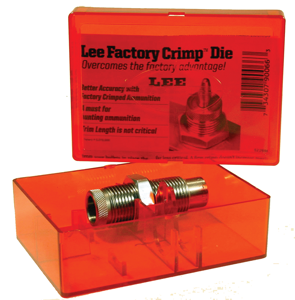 Lee 90852 Factory Crimp Rifle Die 38-40 Winchester