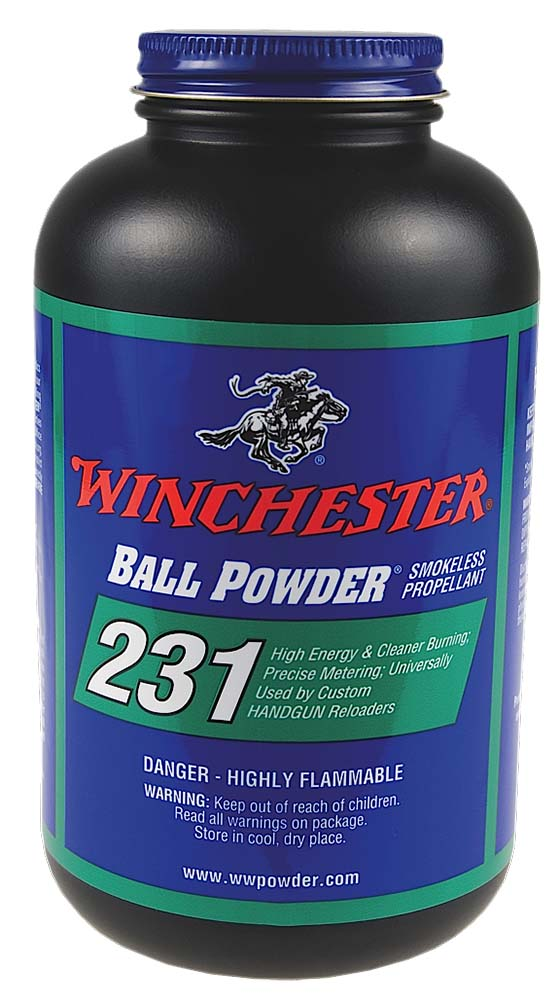Winchester Powder 2314 Pistol 231 4 lbs 1 Canister
