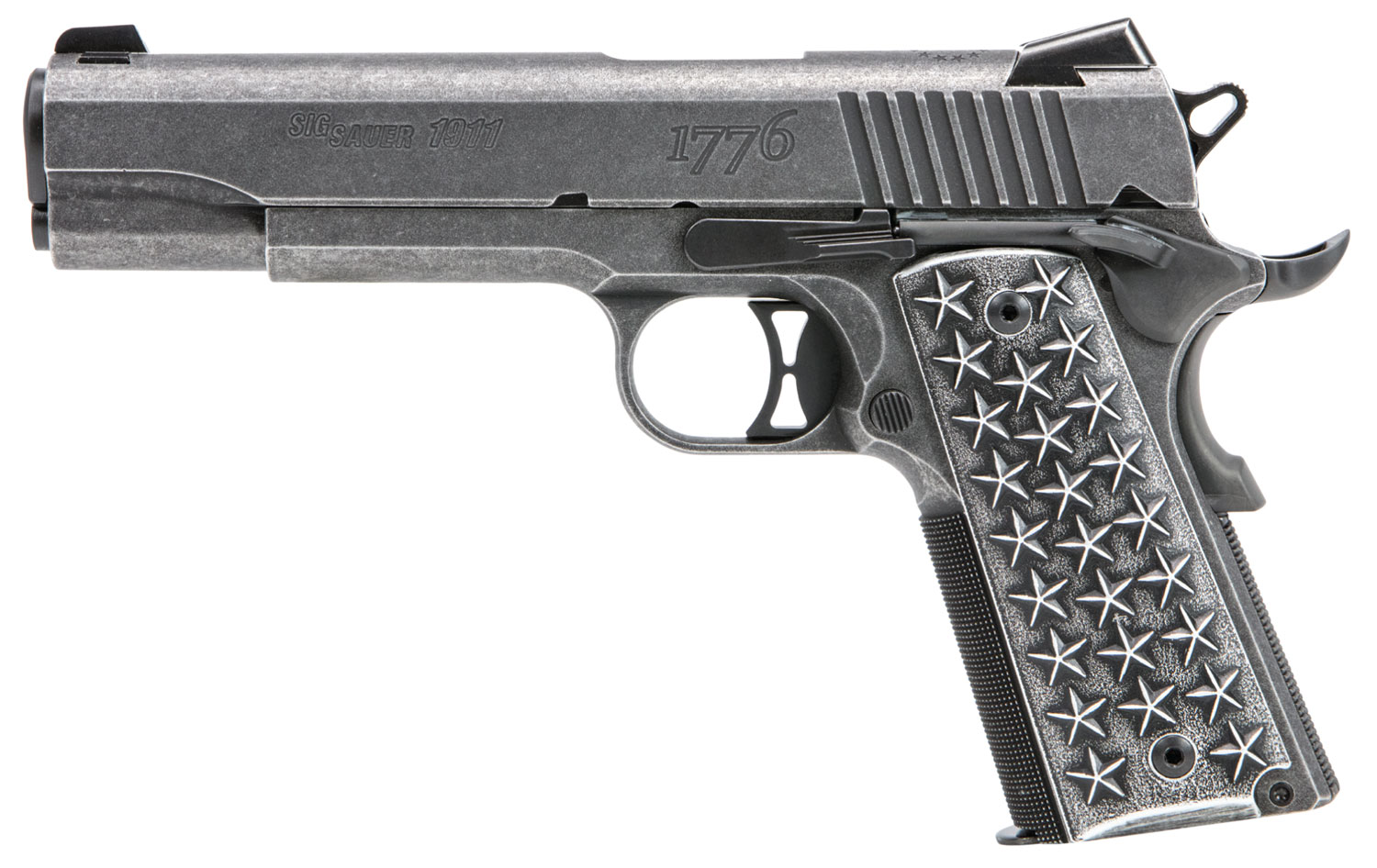 Sig Sauer 1911T45WTP 1911 We The People Single 45 Automatic Colt Pistol (ACP) 5