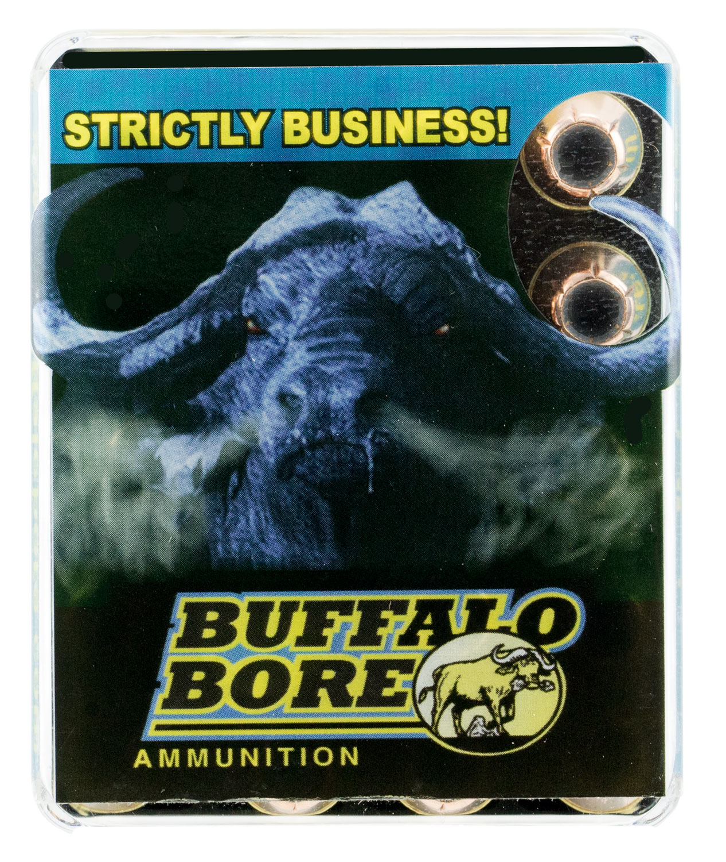 Buffalo Bore Ammunition 35B/20 460 Rowland 230 GR Jacketed Hollow Point 20 Bx/ 12 Cs
