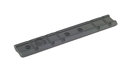 Ruger 90228 Weaver Style Base Adapter For Ruger MKI/MKII/MKIII Black Finish