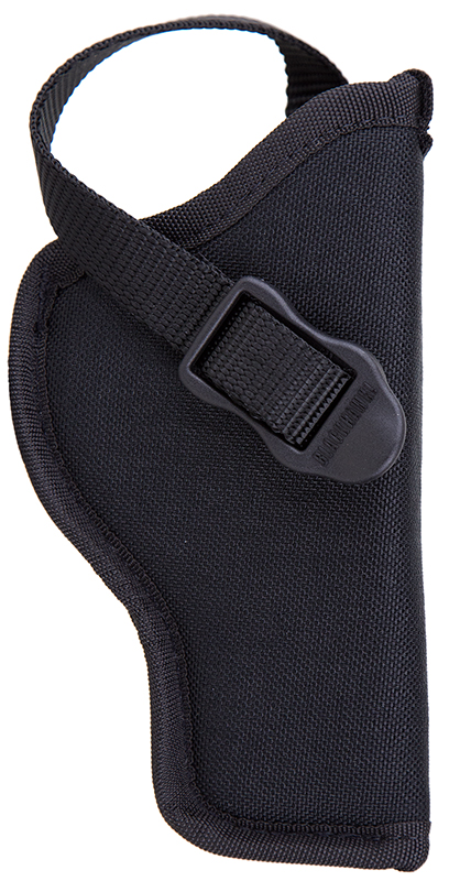 Blackhawk 73NH07BKR Hip Holster 1000 Denier Cordura Nylon Black
