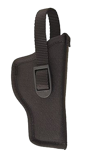 Uncle Mikes 81011 Sidekick Hip Holster Nylon Black 3-4