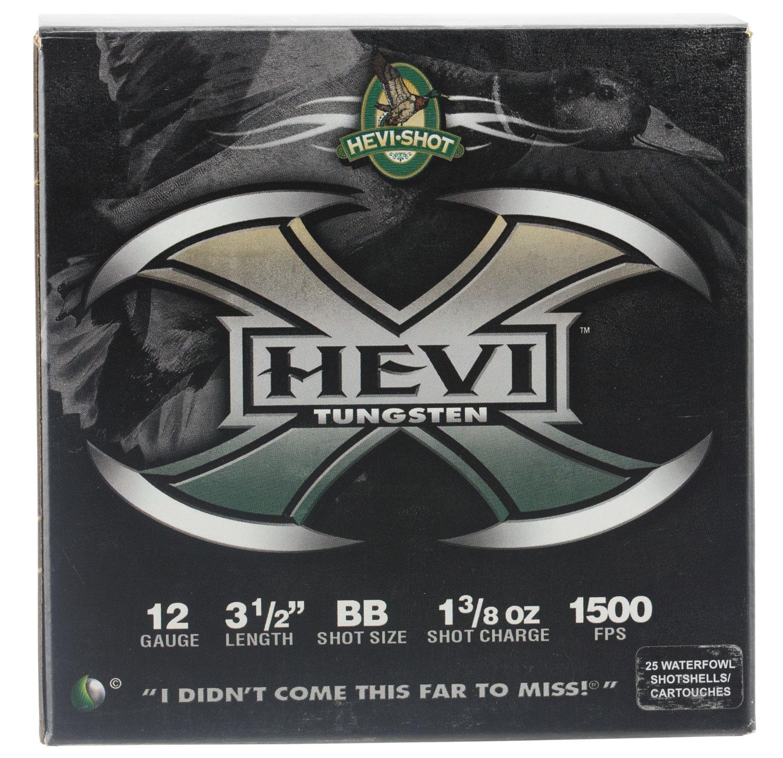 Hevishot 50358 Hevi-X Waterfowl 12 Gauge 3.5