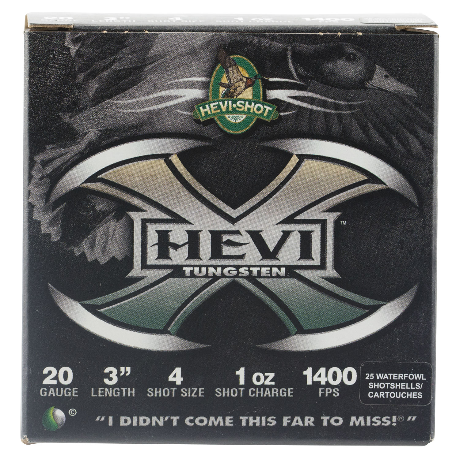 Hevishot 52304 Hevi-X Waterfowl 20 Gauge 3