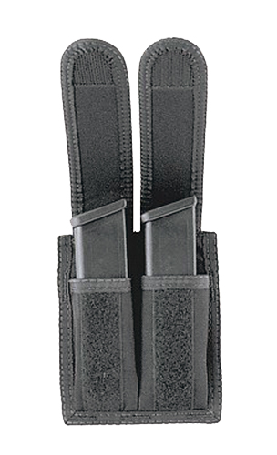 Uncle Mikes 8829 Double Mag Pouch 10mm-45 Caliber Magazine Up to 2.25