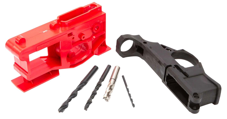 Polymer80 NKITBLK 80% Receiver Kit G150 Phoenix2 AR-15 Multi-Caliber Black
